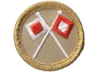 Signaling Merit Badge